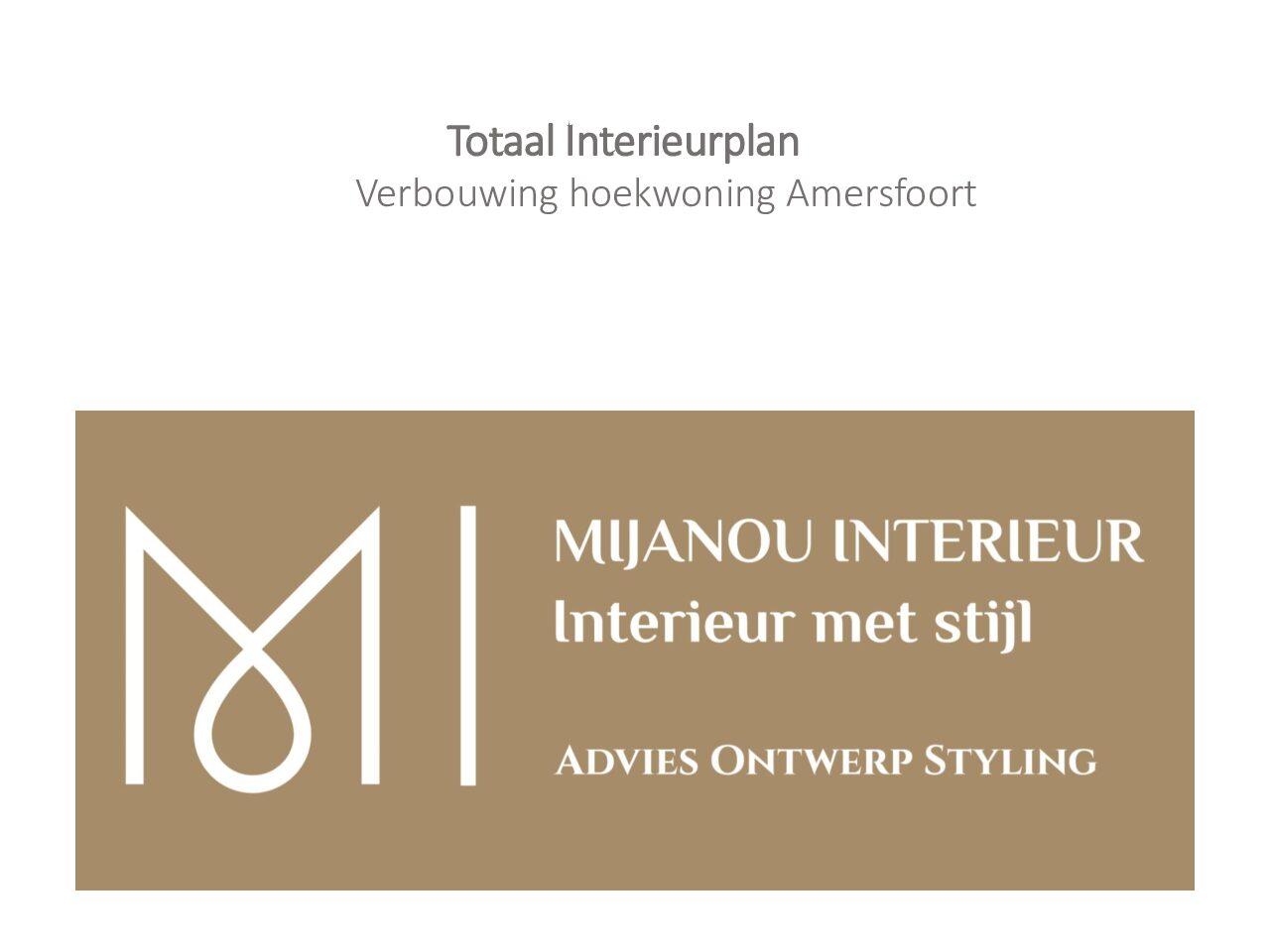 Project Hoekwoning Amersfoort Totaal Interieuradvies